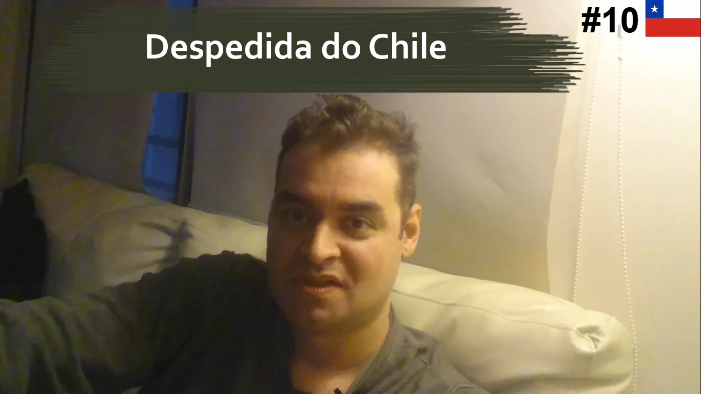 Despedida do Chile