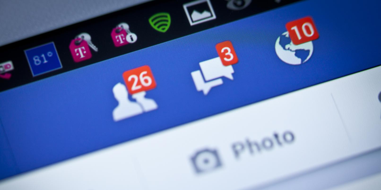 Títulos SPAM serão punidos no Facebook