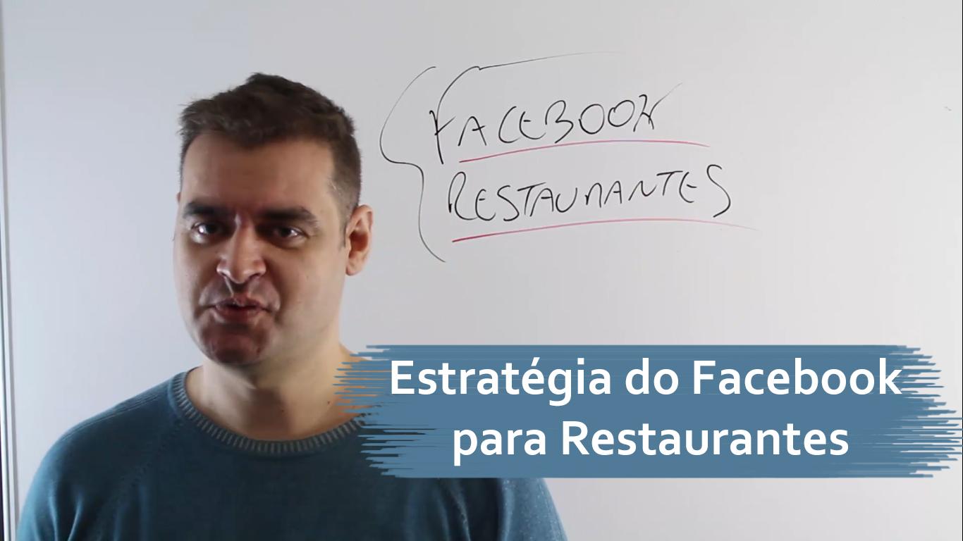 Estratégia do Facebook para Restaurantes